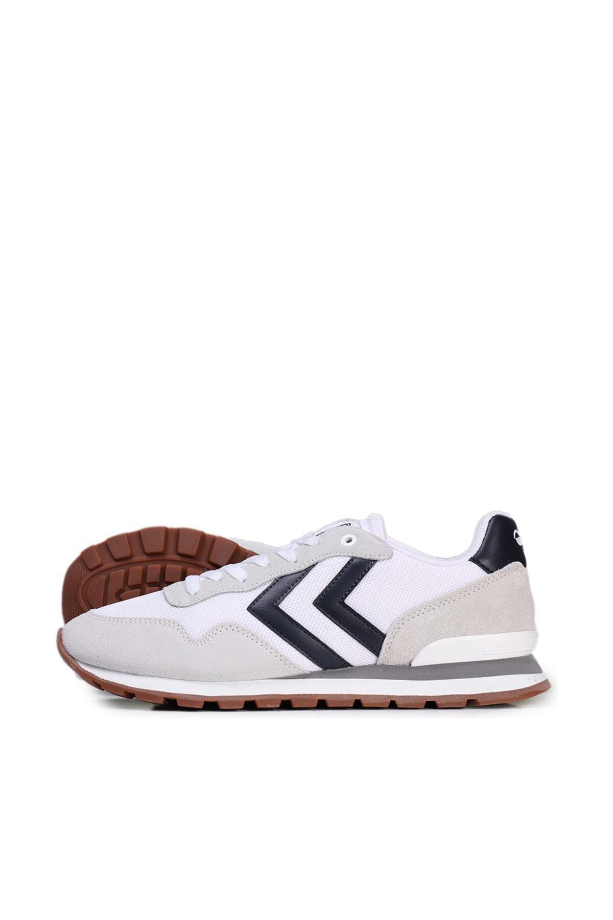 HUMMEL HMLTHOR LIFESTYLE SHOES Gri Erkek Sneaker Ayakkabı 100406430 1