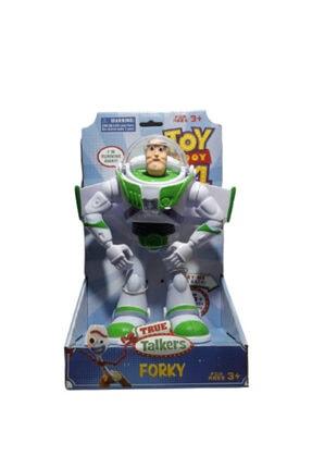 Toy Story 4 Buzz Lıghtyear Işıklı Sesli Robot Buzz Y058