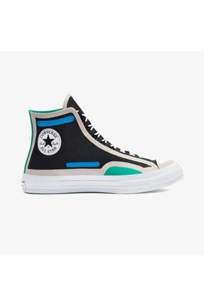 converse Unisex Siyah Sneaker Chuck 70 Trail Hi