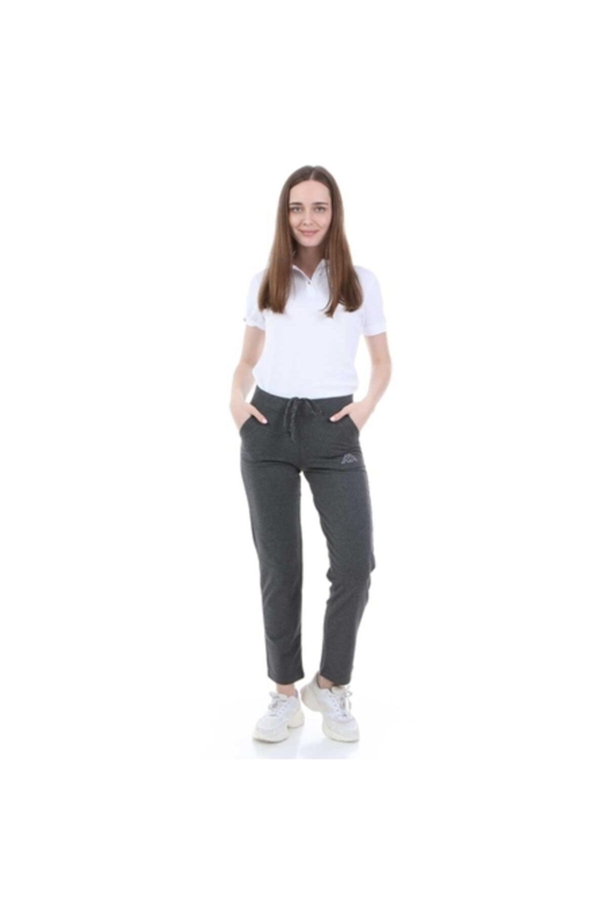 Kappa 30327k0 Kadın Sweat Pantolon Zeny - Füme - Xl 1
