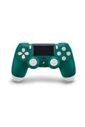 ALISVERİŞ ZAMANI Ps4 Dualshock Wireless Yeşil Play Station 4 Kolu Kablosuz Özel Renk Oyun Kolu Ps4 Kol