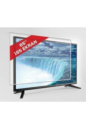 AYSGLASS 2mm 65'' Inch 165 Ekran Tv Ekran Koruyucu Tv Ekran Koruma Camı