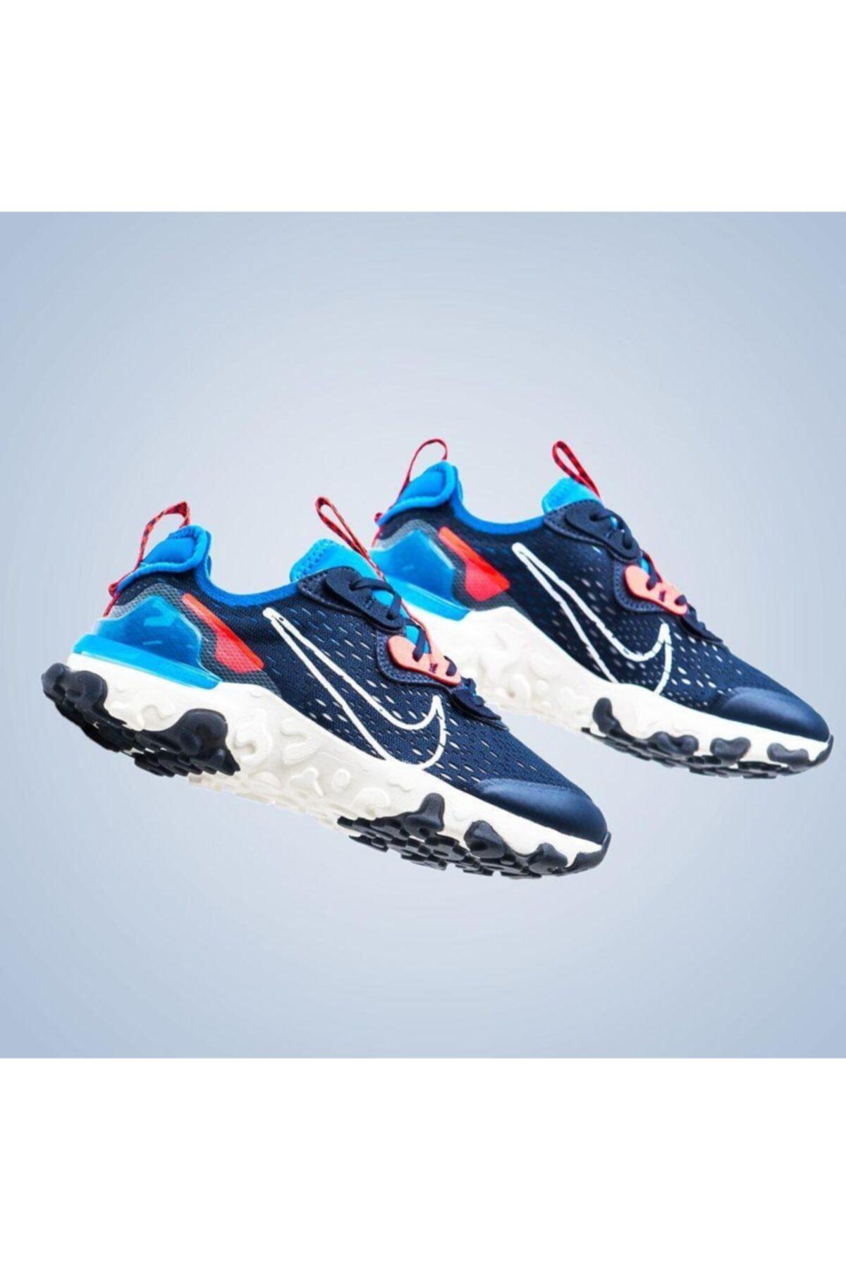Nike React Vision Cd6888-401 Kadın Spor Ayakkabısı 2
