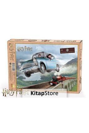 King Of Puzzle Harry Potter - Hogwart's Express Ahşap Puzzle 500 Parça