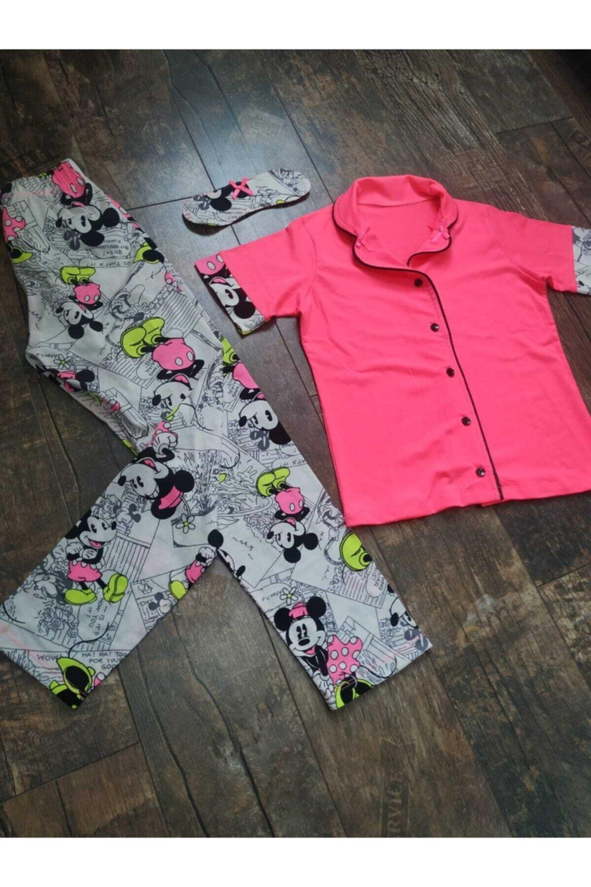 Lolliboomkids Kız Cocuk Pijama Takımı 1
