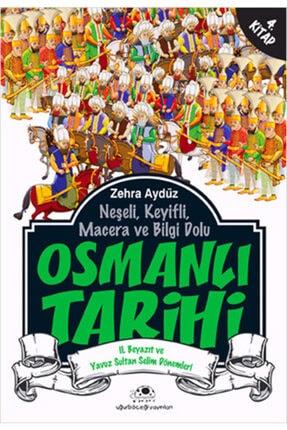 Uğurböceği Yayınları Osmanlı Tarihi 4