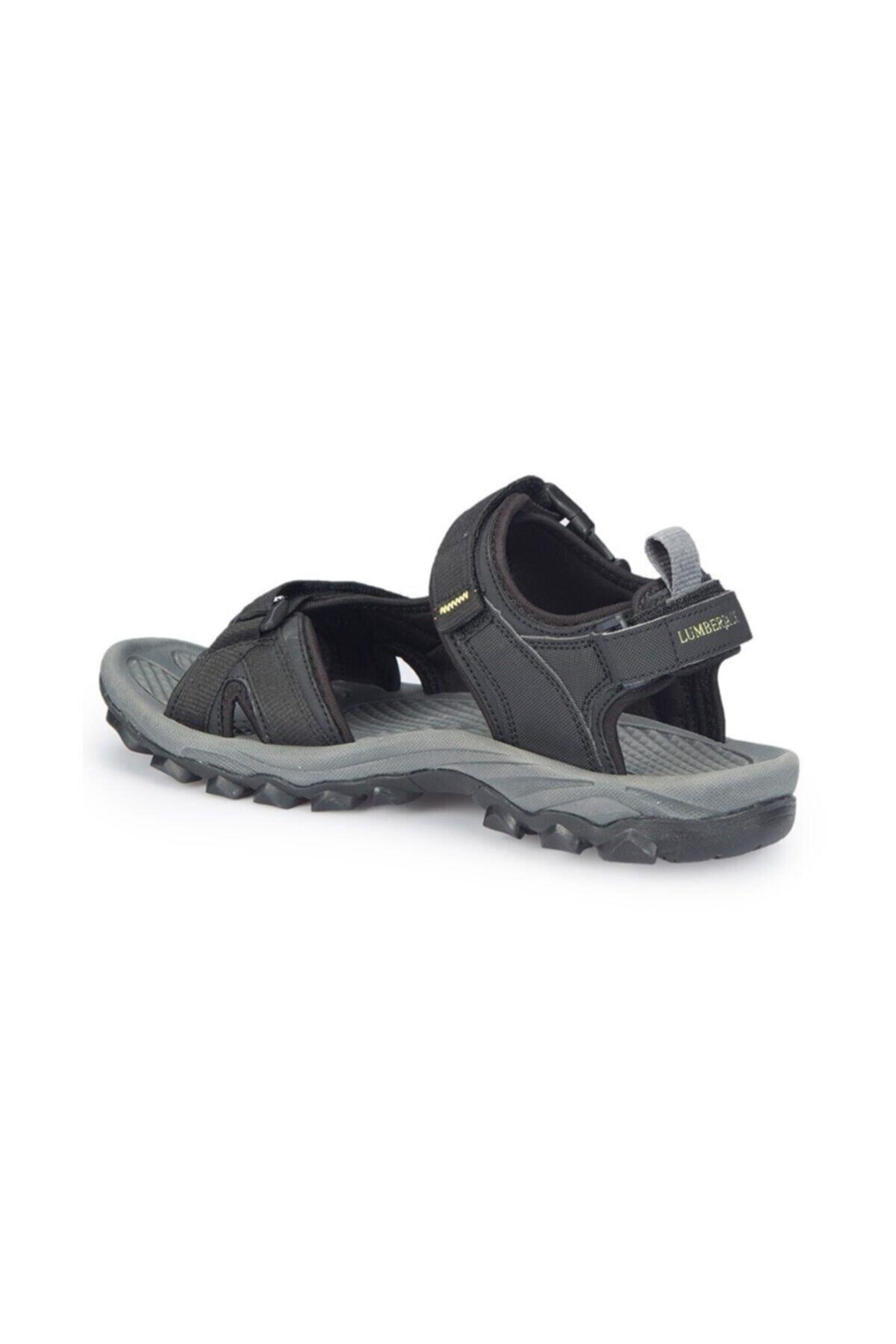 lumberjack LAGGUN Siyah Erkek Yürüyüş Ayakkabısı 100241213 2