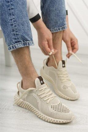 DUNLOP Erkek Bej Sneaker