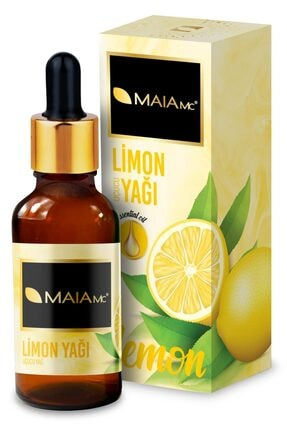 Maia mc Saf Limon Uçucu Yağı 20 ml