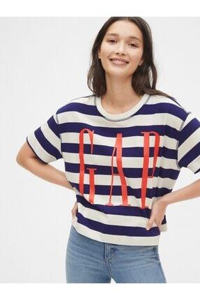 GAP Logo Kısa Kollu T-shirt