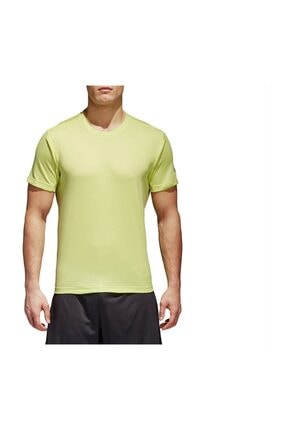 adidas Erkek T-shirt - Freelift Chill - CE0821