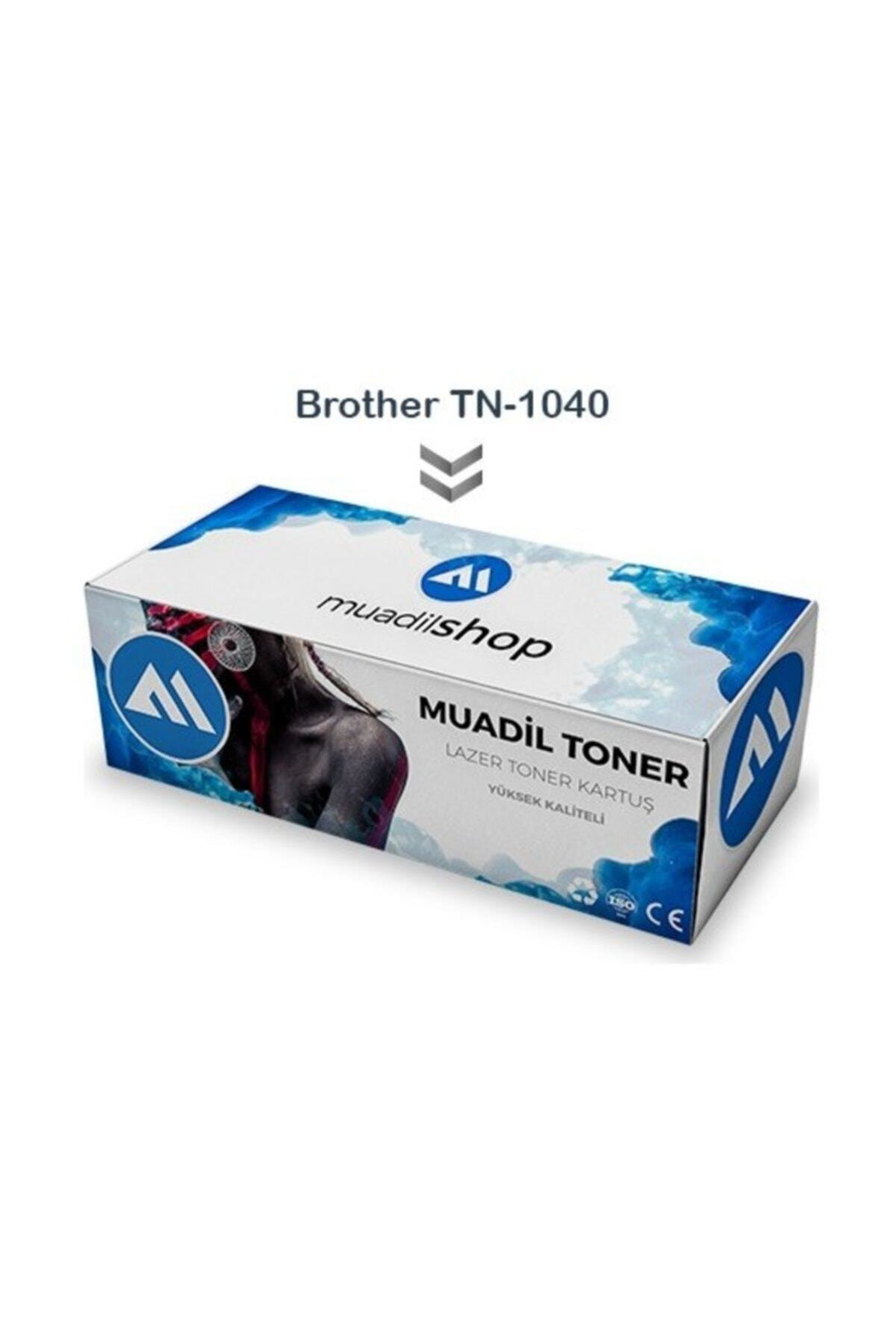 Brother Tn-1040 Muadil Toner - Dcp-1511/mfc-1811/hl-1111/hl-1211w 2