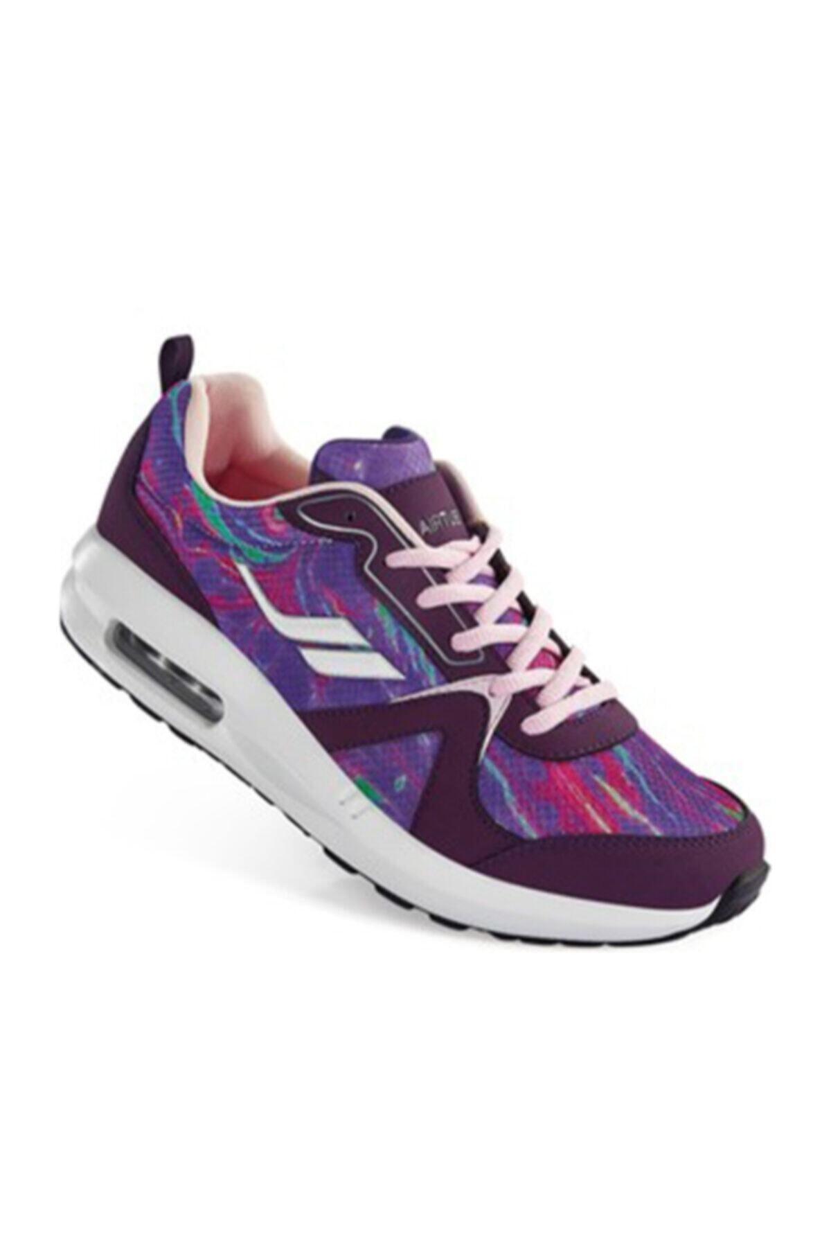 Lescon Kadın Günlük Spor Ayakkabı Mor Airtube - L-3614 1