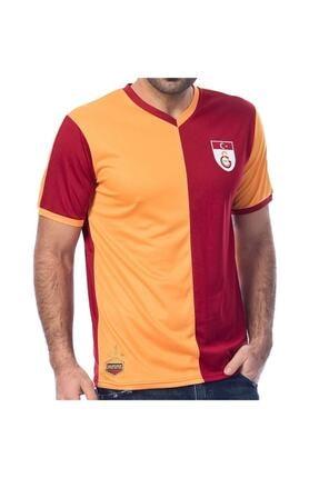 Galatasaray Unisex Kırmızı Galatasaray Fan Metin Oktay Forması