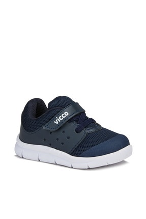 Vicco Mario Erkek Çocuk Lacivert Spor Ayakkabı