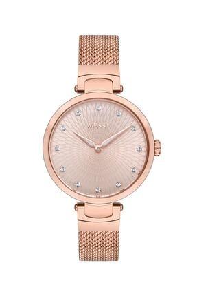 Wesse Kadın Pembe Altın Kol Saati Ww701202