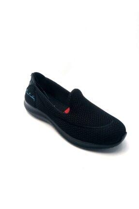 Pierre Cardin Kadın Siyah Spor Ayakkabı