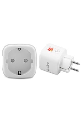 S-Link Swapp 16 Amper Wifi Tuya Destekli Akıllı Priz