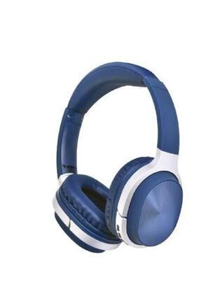 Sunix Kafa Üstü Bluetooth Kulaklık Mavi