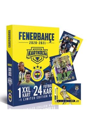 ODYAK Fb - Fenerbahçe 2020-2021 Lisanslı Imzalı Sezon Taraftar Futbolcu Oyuncu Futbol Kartları Kartkolig