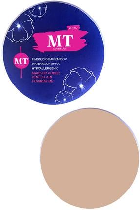 Makeuptime Mt Porselen Makyaj Seti Make-up Cover (212:esmer Ten)