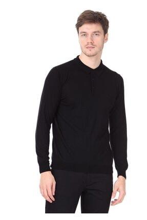 Ramsey Erkek Siyah  Polo Yaka T-shirt