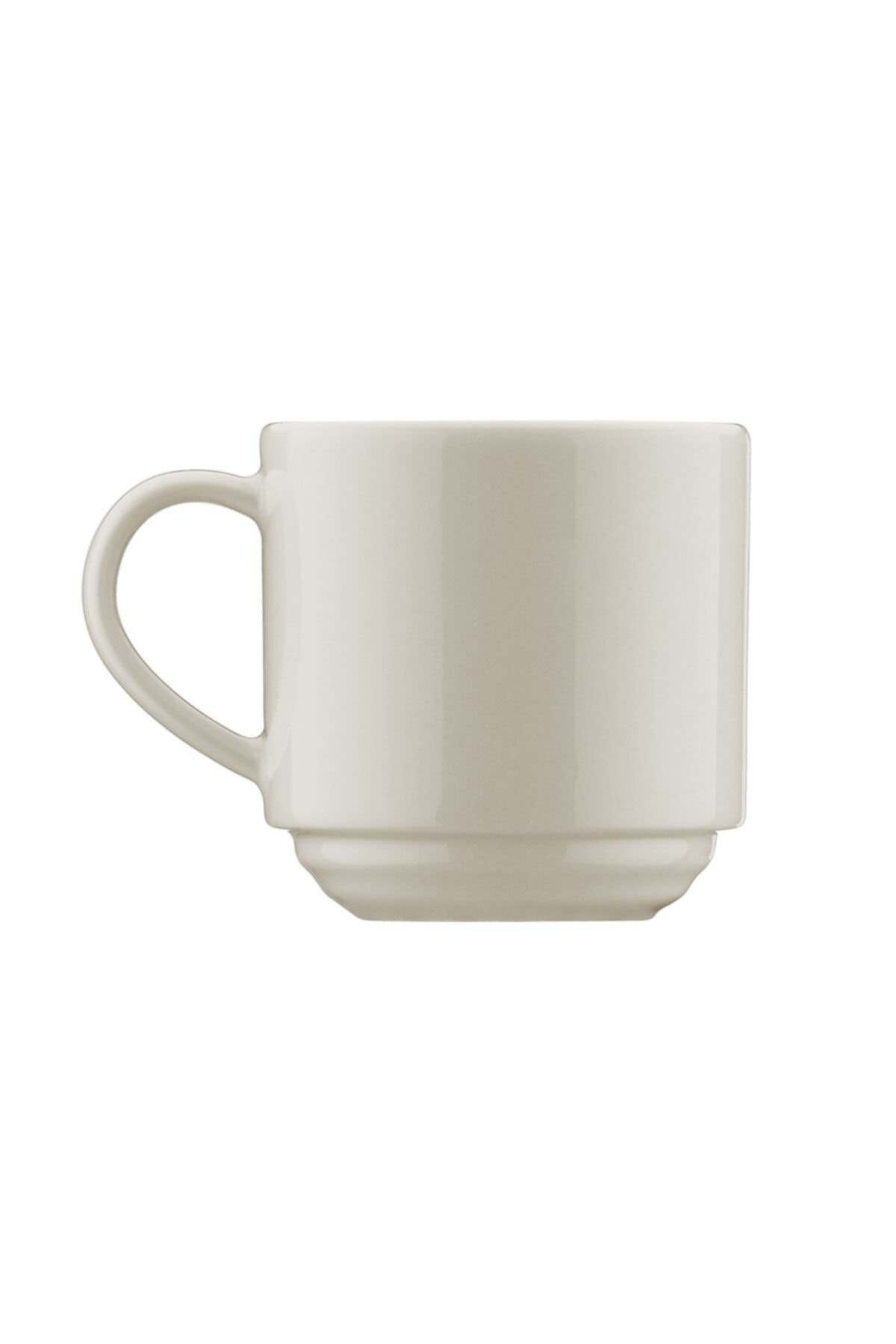 Kütahya Porselen Tuvana Çay Takımı Krem 2