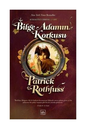İthaki Yayınları Bilge Adamın Korkusu  Kral Katili Güncesi 2. Gün Patrick Rothfuss