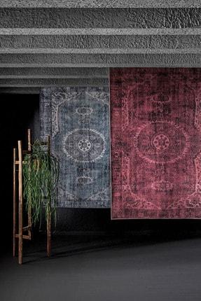 Enza Home Vera Modern Özel Tasarım Dokuma Halı - Kırmızı 160x230