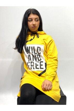 Zehra Life Store Trend Sarı Eşofman Takımı
