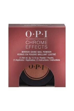OPI Krom Efekt Ayna Parlatıcı Tırnak Tozu - Great Copper
