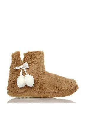 Moda Frato Modafrato Rp-çinçila Kadın Panduf Ev Botu Ev Ayakkabısı