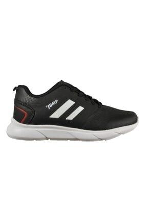 Jump 24068 Siyah Unisex Spor Ayakkabı