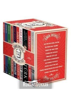 Kronik Kitap Ilber Ortaylı Seti-10 Kitap Takım