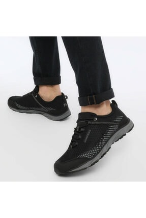 lumberjack Erkek Siyah Ayakkabı