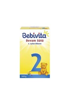 Bebivita Devam Sütü 2 Numara (500 Gr)