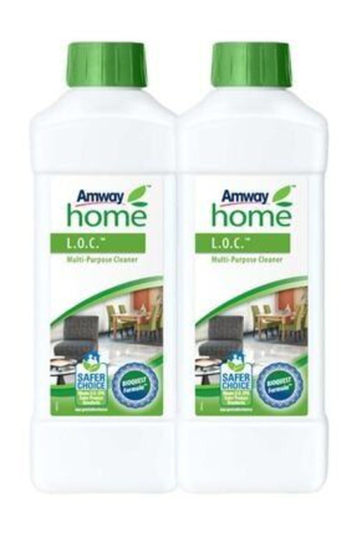 Amway Çok Amaçlı Temizleyici Home™ L.o.c.™2 Li Set Birim: 1 Litre 1