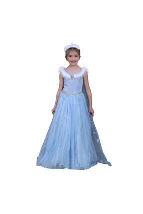 RÜYAM ÇOCUK Elsa Frozen Kostümü