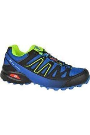 MP Unisex Mavi Trekking Günlük Spor Ayakkabı
