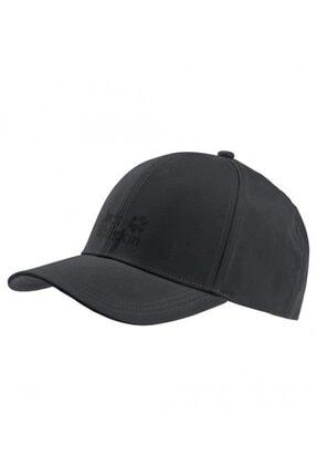 Jack Wolfskin Unisex Gri Summer Storm Cap Şapka  1907751-6350