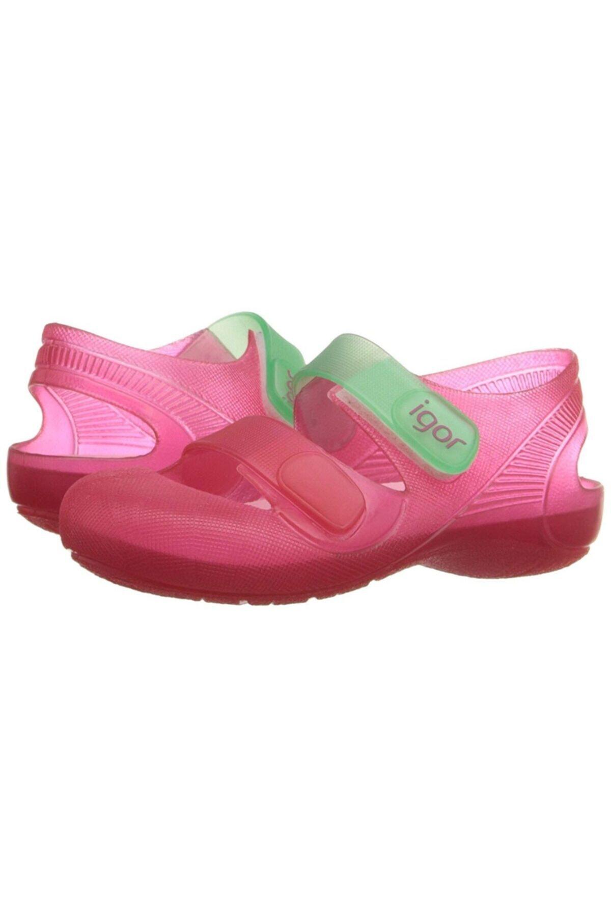 IGOR Kız Çocuk Pembe Deniz Ayakkabısı S10146-046 2