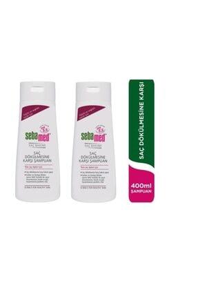 Sebamed Saç Dökülmesine Karşı Şampuan 400 Ml (2 Adet )