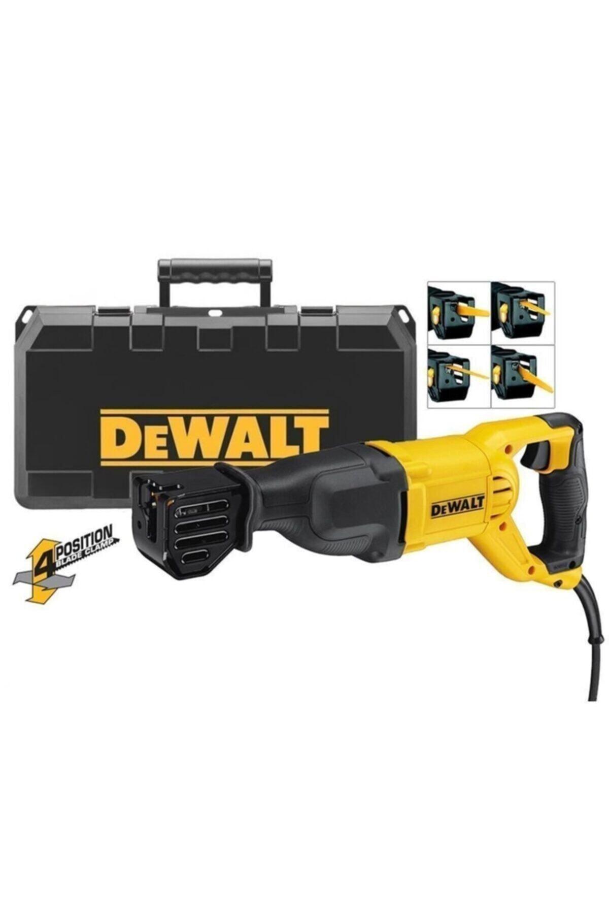 Dewalt Dwe305pk Tilki Kuyruğu Testere 1