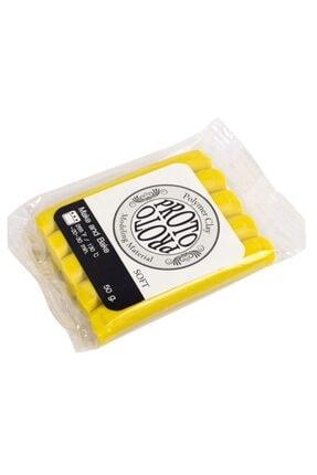 PROTO Sarı Polimer Kil 50 Gram