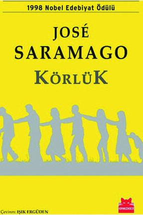 Kırmızı Kedi Yayınları Körlük - Jose Saramago