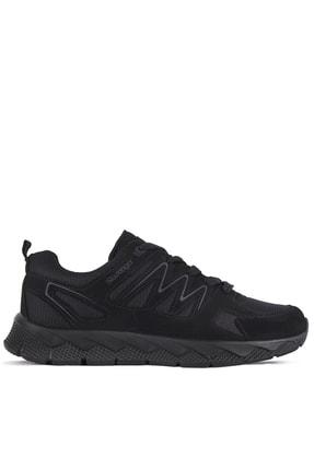 Slazenger KROM  Sneaker Kadın Ayakkabı Siyah / Siyah SA11RK096