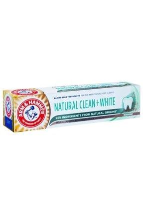 Arm&Hammer Natural Clean & White Diş Macunu 75 Ml