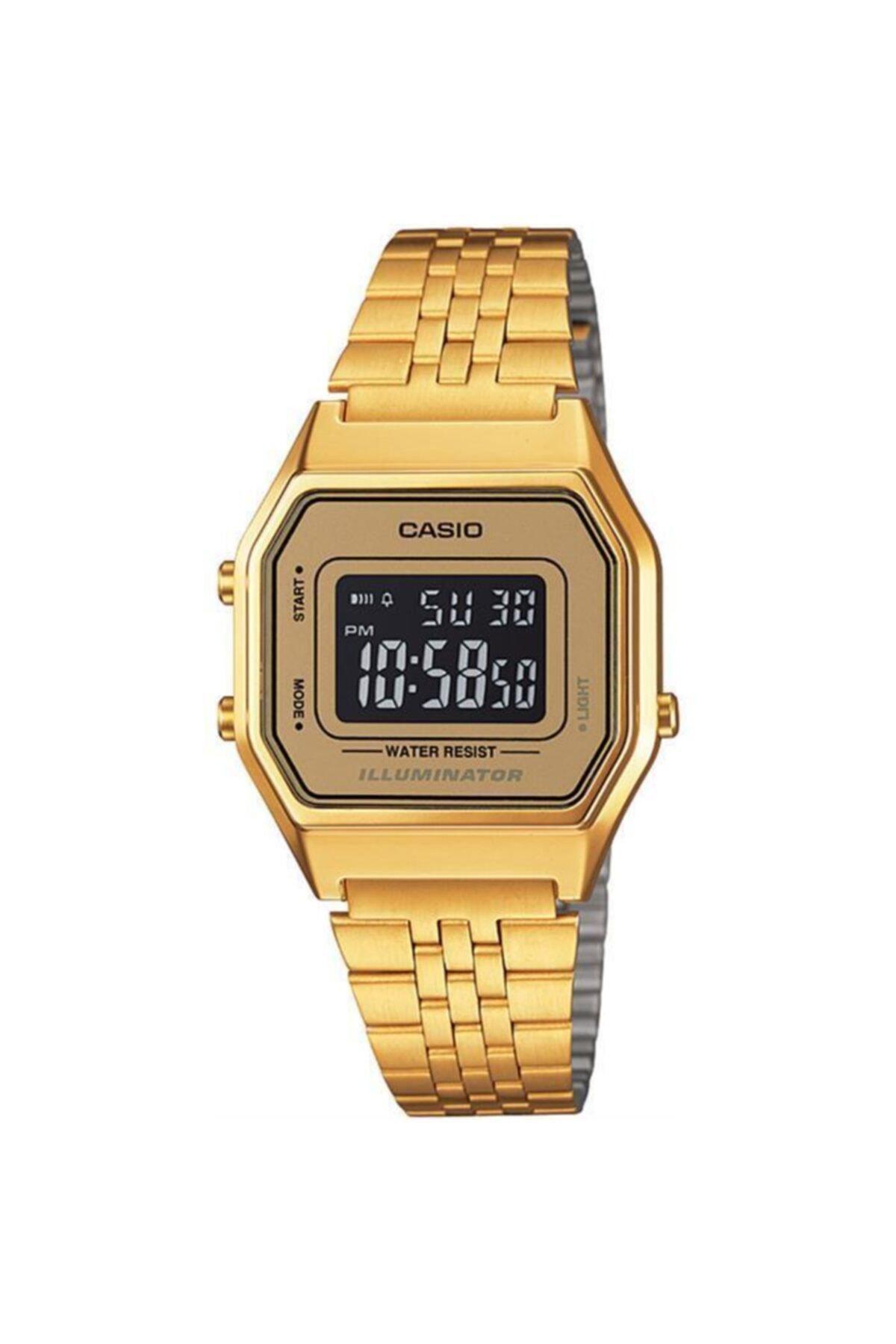 Casio Retro Kadın Kol Saati LA680WGA-9BDF 1
