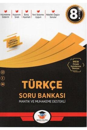 Zeka Küpü Yayınları 8.sınıf Türkçe Soru Bankası