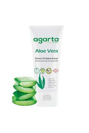 Agarta Doğal Aloe Vera Nemlendirici Cilt Kremi 75 ml